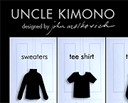 Uncle Kimono