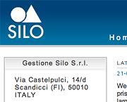 Gestione SILO v2