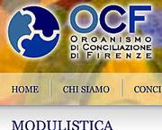 Organismo Conciliazione Firenze